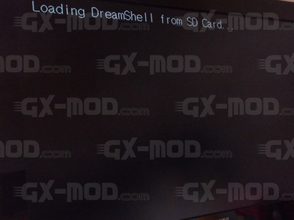 [SD-Card] Utilisation du Sd Loader de Dreamshell 7