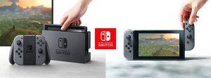 Découvrez la Nintendo Switch