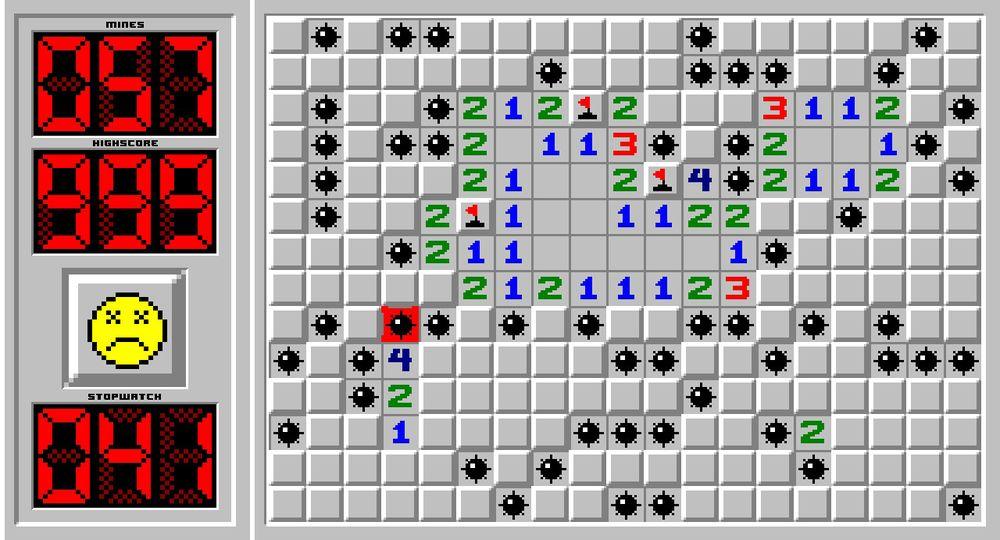 MinesweeperNX