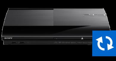 Mise à jour Officielle Playstation 3 4.85