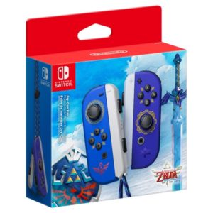 Zelda Skyward Sword HD et Joycons Collectors